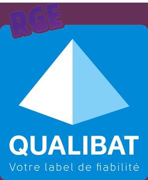 Logo RGE Qualibat - Votre Label de fiabilité