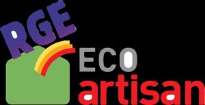 Votre Artisan est Certifié : Reconnu Garant de l'Environnement (RGE) - Eco-Artisan
